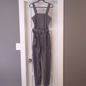 Johnny Was/ Pete & Greta Gray Jumpsuit